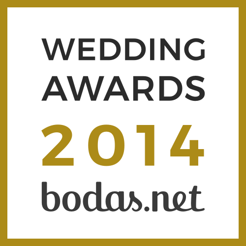Ganador Wedding Awards 2014 Bodas.net