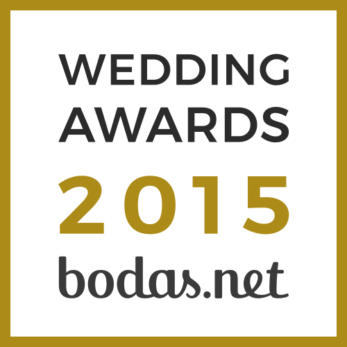 Pétalos Naturales, ganador Wedding Awards 2015 bodas.net