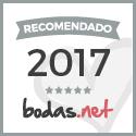 Aconsejado en www.bodas.net