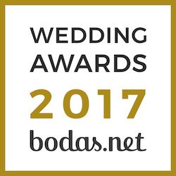 Molí d'en Sopa, ganador Wedding Awards 2017 bodas.net