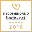 Recomendado en Bodas.net - Hotel Conde Ansurez