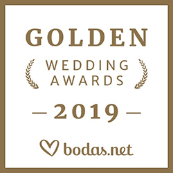 Ganador Wedding Awards 2019 Bodas.net