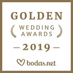 Ganador Wedding Awards 2019 Bodas.net