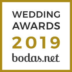 Fanny Bodas de Ensueño, ganador Wedding Awards 2019 Bodas.net