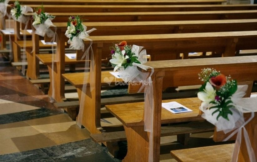 Decoraci n de iglesia sin flores foro ceremonia nupcial - Foro decoracion ...