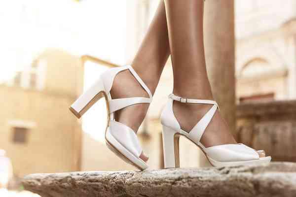 Zapatos Bianco Evento