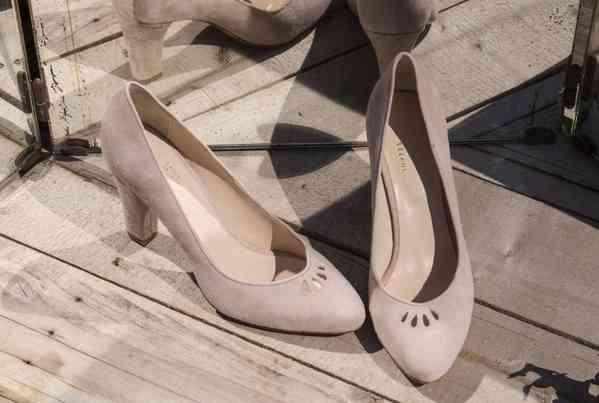 Zapatos Laure de Sagazan