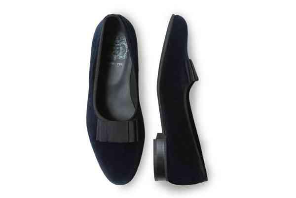 Zapatos Bow - Tie