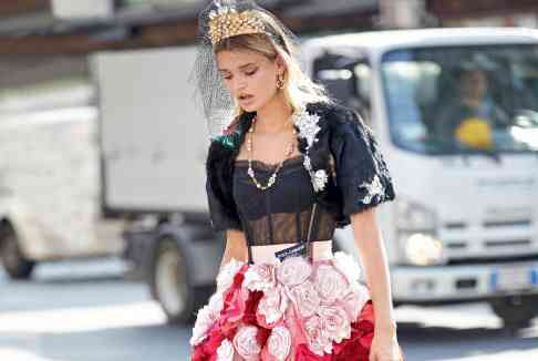 Vestidos de Fiesta Dolce & Gabbana