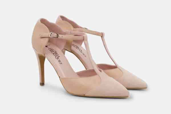 Zapatos Gloria Velázquez