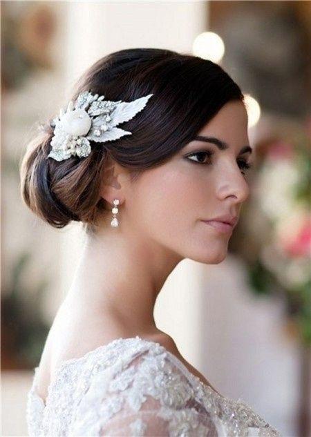 Chignon haut, bas ou de côté: 25 coiffures de mariée pour tous les styles ! - Beauté - Forum ...